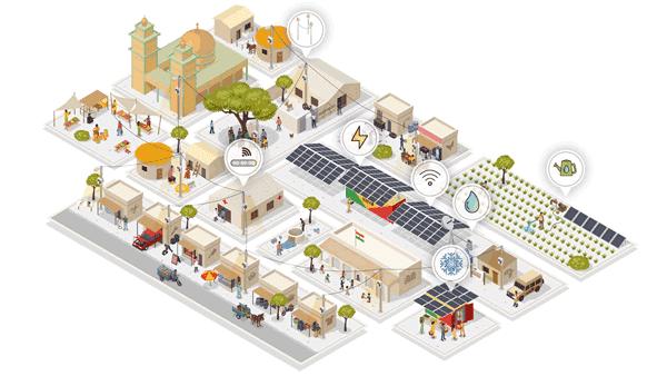Africa GreenTec Illustration